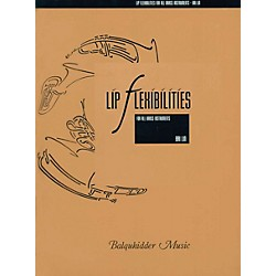 Carl Fischer Lip Flexibilities Book (BQ38)