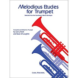 Carl Fischer Melodious Etudes for Trumpet (WF7)