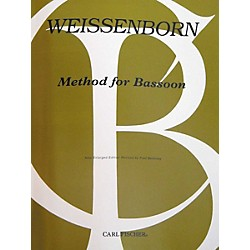 Carl Fischer Method For Bassoon (CU96)