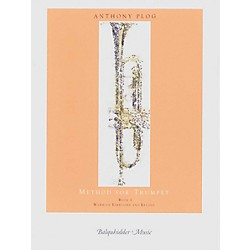 Carl Fischer Method for Trumpet - Book 1 (Warm-up Exercises and Etudes) Book (BQ80)