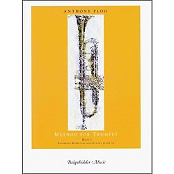 Carl Fischer Method for Trumpet - Book 2 (Finerin Exercises and Etudes-Pt. 1) Book (BQ81)