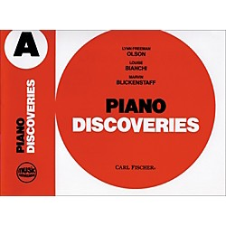 Carl Fischer Music Pathways - Piano Discoveries (O5104)