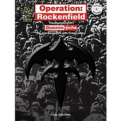Carl Fischer Operation: Rockenfield by Scott Rockenfield (Book/CD) (DRM121)