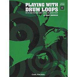 Carl Fischer Playing with Drum Loops (Book/CDs) (DRM120)