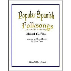 Carl Fischer Popular Spanish Folksongs Book (BQ109)