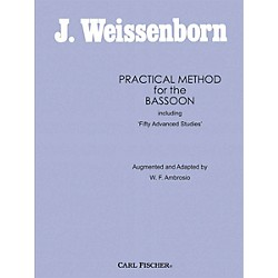 Carl Fischer Practical Method For The Bassoon (O2150)