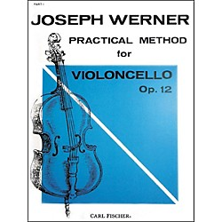 Carl Fischer Practical Method For Violincello - Part 1 (O567)