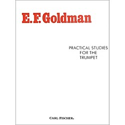 Carl Fischer Practical Studies for the Trumpet by E.F. Goldman (O243)