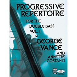 Carl Fischer Progressive Repertoire For The Double Bass Vol. One (O5427)