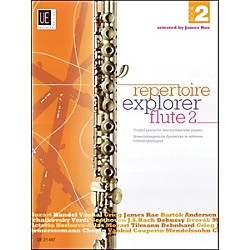 Carl Fischer Repertoire Explorer - Flute Vol.2 Book (UE021497)