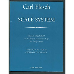 Carl Fischer Scale System Book (O2921)