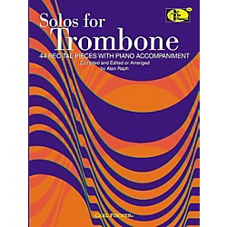 Carl Fischer Solos For Trombone Book (ATF132)