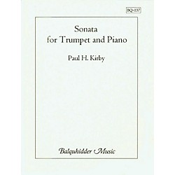 Carl Fischer Sonata for Trumpet & Piano Book (BQ37)