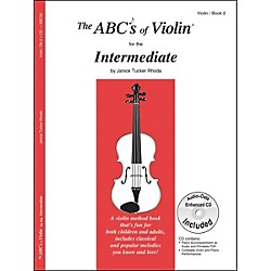 Carl Fischer The ABC'S Of Violin For The Intermediate Book 2 (ABC3X)