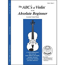 Carl Fischer The Abc'S Of Violin For The Absolute Beginner Book/CD (ABC1X)