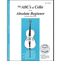 Carl Fischer The Abcs Of Cello For The Absolute Beginner Book/CD (ABC13X)