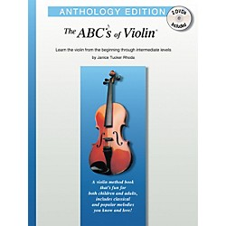 Carl Fischer The Abcs Of Violin - Anthology Edition Book/DVD (ABC29)