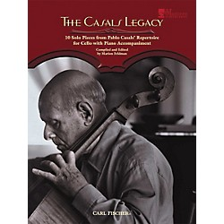 Carl Fischer The Casals Legacy Book (BF60)