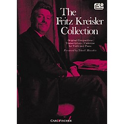 Carl Fischer The Fritz Kreisler Collection Book (ATF115)