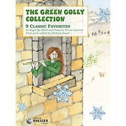 Carl Fischer The Green Golly Collection Book (114-41589)