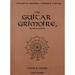 Carl Fischer The Guitar Grimoire - Chords and Voicings Book (GT2)