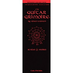 Carl Fischer The Guitar Grimoire - Scales & Modes (GT107)