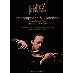 Carl Fischer The Heifetz Collection: Transcriptions & Cadenzas (ATF116)