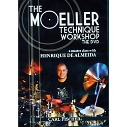 Carl Fischer The Moeller Technique Workshop DVD (DVD23)