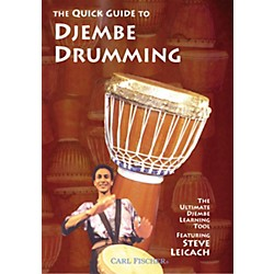 Carl Fischer The Quick Guide to Djembe Drumming (DVD) (DVD13)
