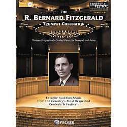 Carl Fischer The R. Bernard Fitzgerald Trumpet Collection Book/CD (414-41196)