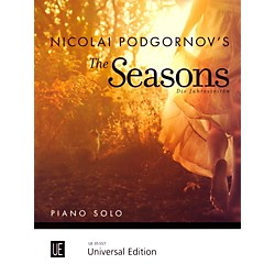 Carl Fischer The Seasons (Book + Sheet Music) (UE035557)