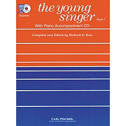 Carl Fischer The Young Singer Book 1, Soprano (RB81)
