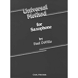 Carl Fischer Universal Method For Saxophone (O532)