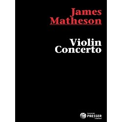 Carl Fischer Violin Concerto - Small Score (Book) (416-41418)