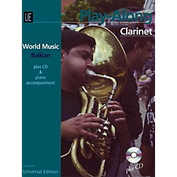 Carl Fischer World Music - Balkan Play Along Clarinet (UE035573)