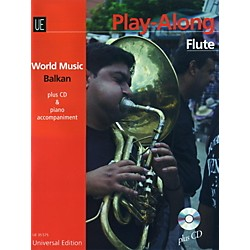 Carl Fischer World Music - Balkan Play Along Flute (UE035575)
