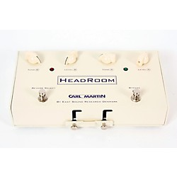 Carl Martin Head Room Spring Reverb Guitar Effects Pedal (USED005002 HEADROOM)