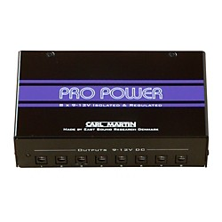 Carl Martin Pro Power Power Supply (PRO POWER)
