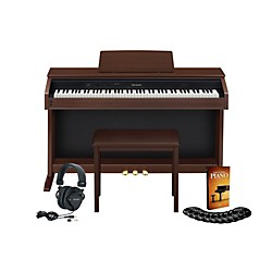 Casio AP-250 Digital Piano Package (CASIOAP250DPPA)