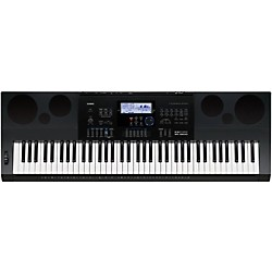 Casio WK-6600 76-Note Portable Keyboard (WK6600)