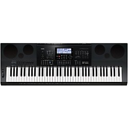 Casio WK-7600 76-KeyPortable Keyboard (WK7600)