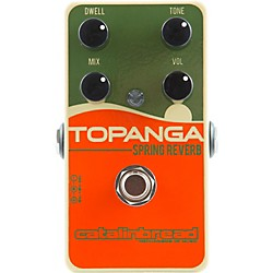 Catalinbread Topanga Spring Reverb Guitar Effects Pedal (USED004000 TSPRV-1)