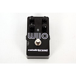 Catalinbread WIIO (Hiwatt Amp Emulation) Guitar Effects Pedal (USED005001 WIIOH-1)