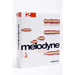 Celemony Melodyne Editor 2 Audio Editing Software (10-11100)