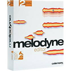 Celemony Melodyne Editor 2 Update From Melodyne Editor Version 1 (1035-69)