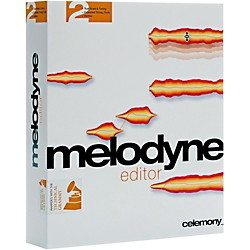 Celemony Melodyne Editor 2 Upgrade From Melodyne Assistant (all versions) (1035-71)