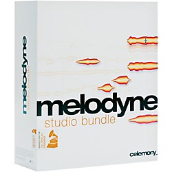 Celemony Melodyne Studio Bundle Upgrade From Melodyne Editor 2 (1035-237)