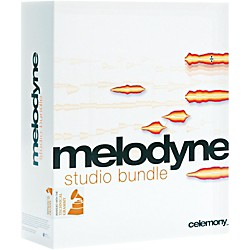 Celemony Melodyne Studio Bundle Upgrade From Melodyne Essential (all versions) (1035-238)