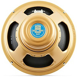 "Celestion Gold 50W, 12"" Alnico Guitar Speaker (T5471BWD)"