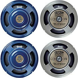 Celestion Modern Boutique 4x12 Speaker Set (KIT-582008)